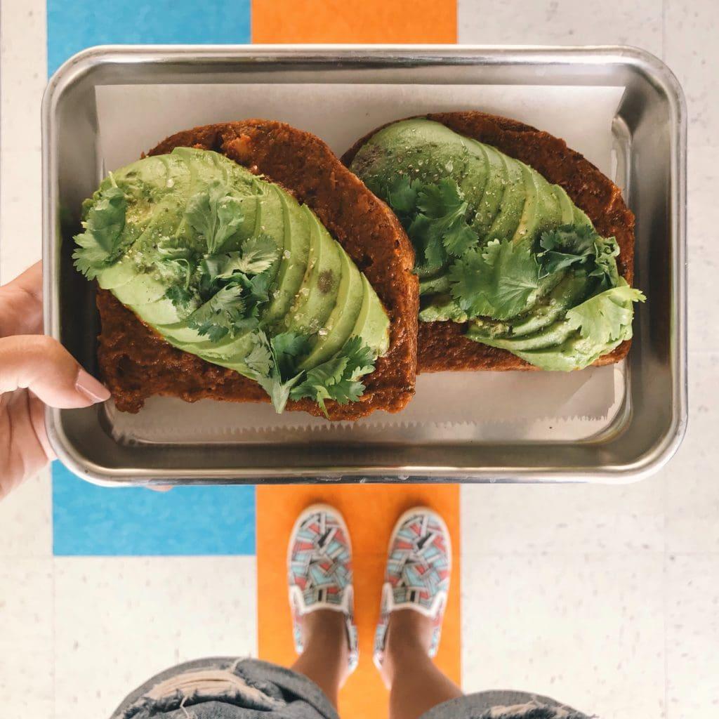 avocado toast las vegas