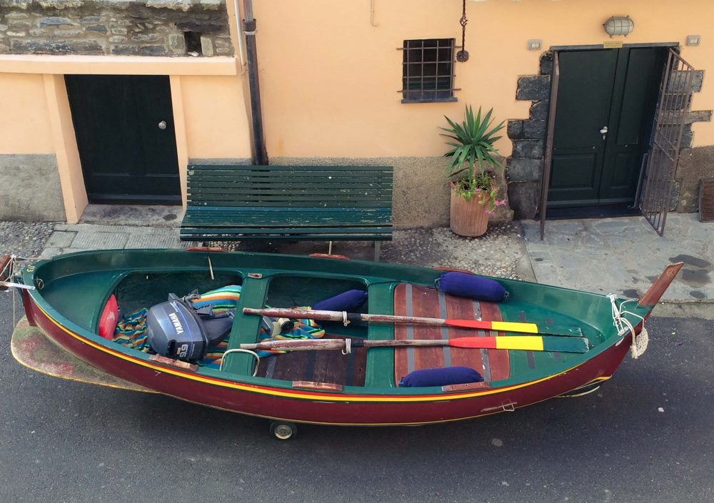 Airbnb view Cinque Terre