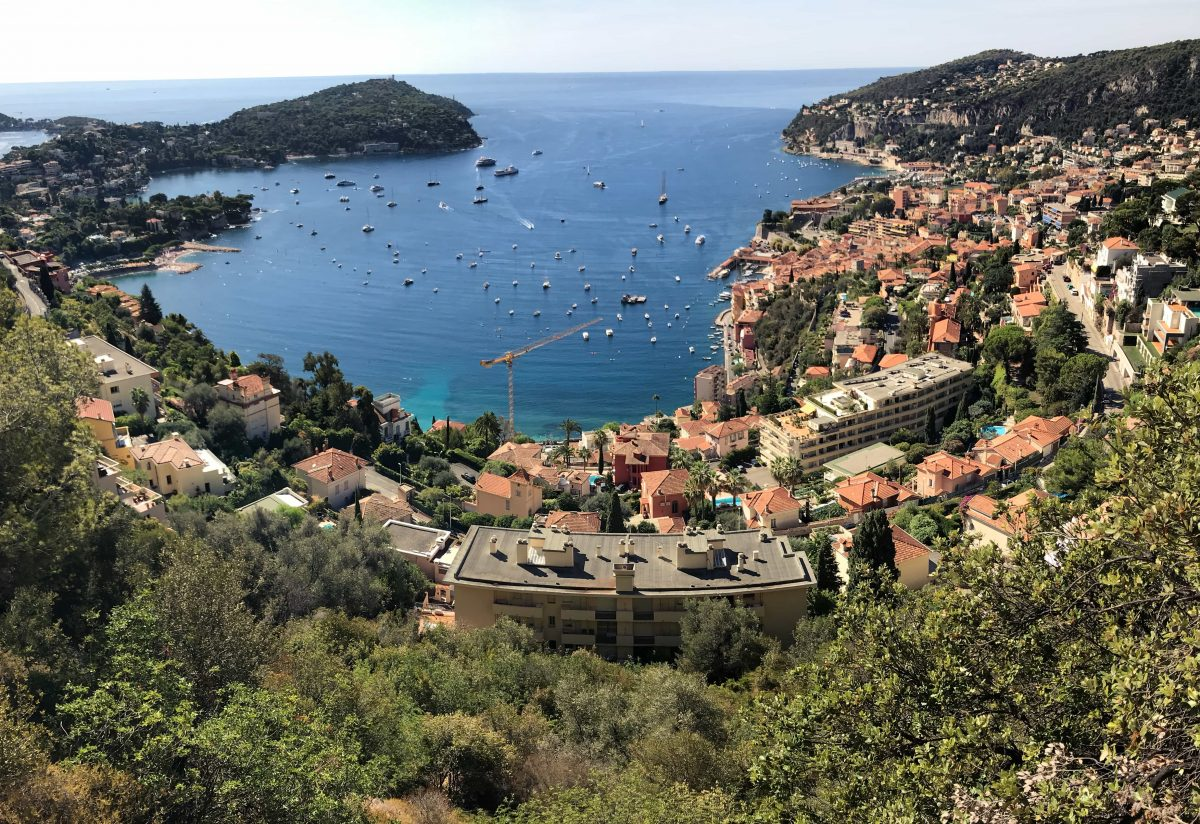 French Riviera Eze