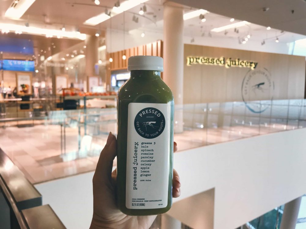 green juice las vegas