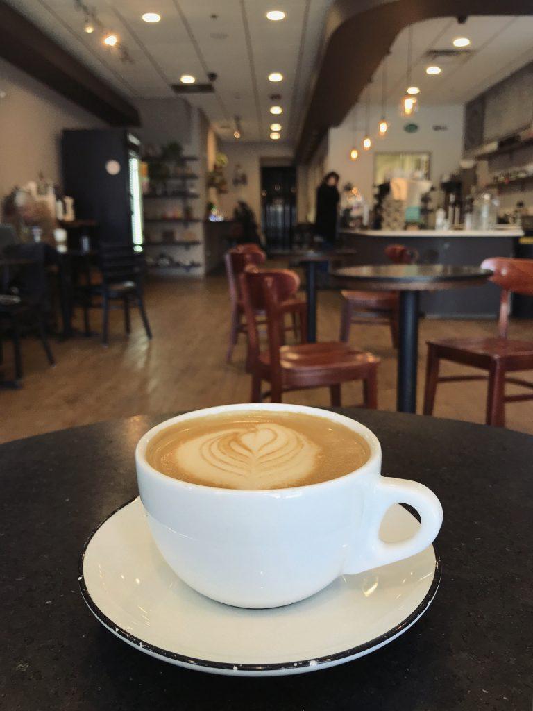 Chicago Coffee shop Winnetka