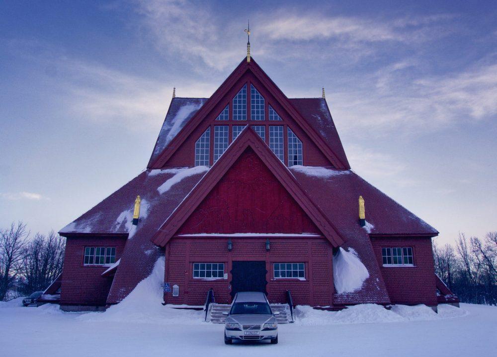 Kiruna Pastorat Church