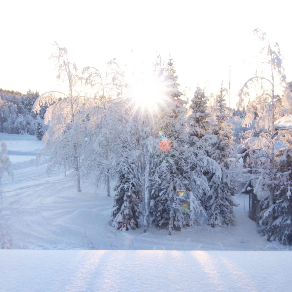 Kiruna Winter