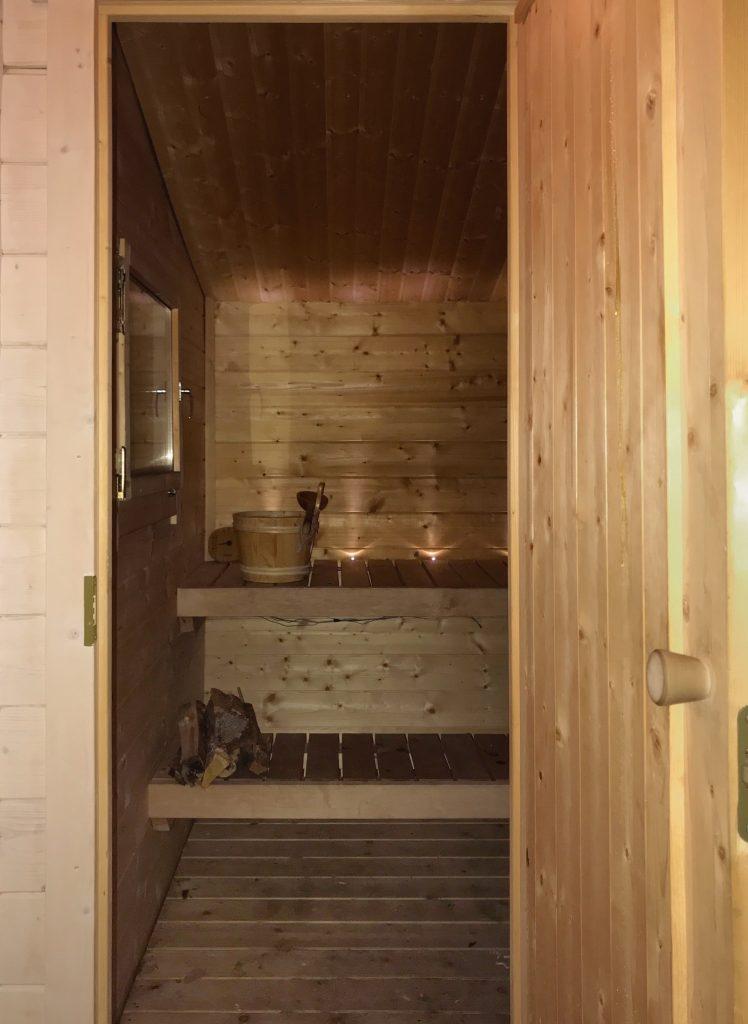 Swedish sauna 2