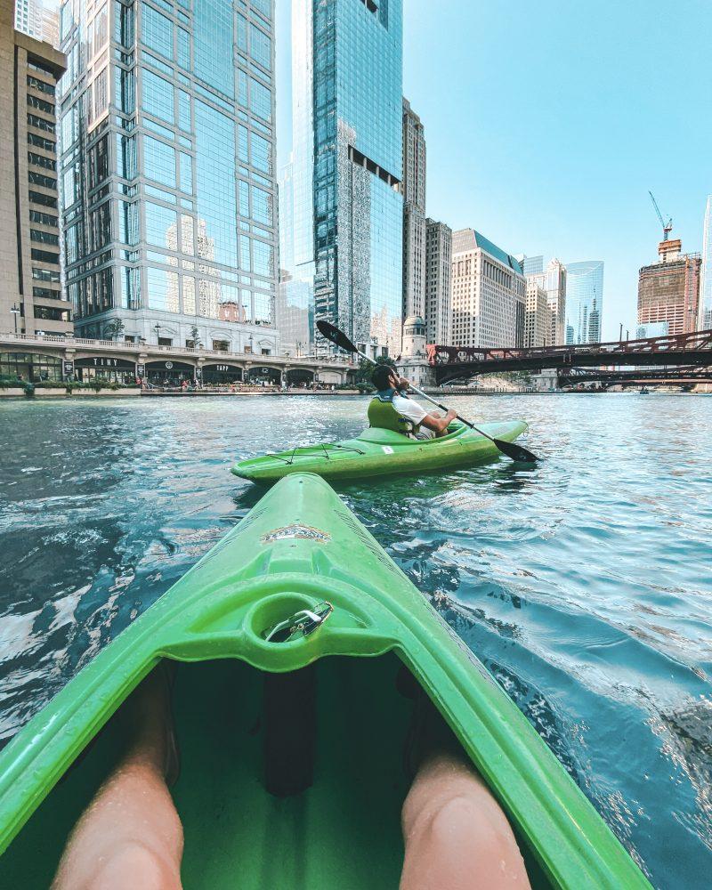 Chicago Kayak