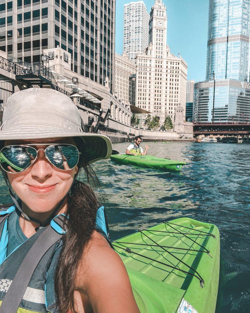Urban Kayaks Chicago