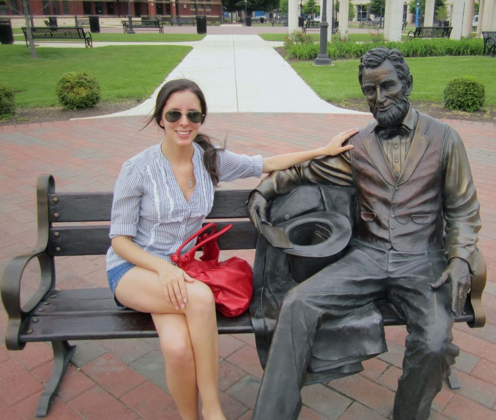 Abraham Lincoln Springfield