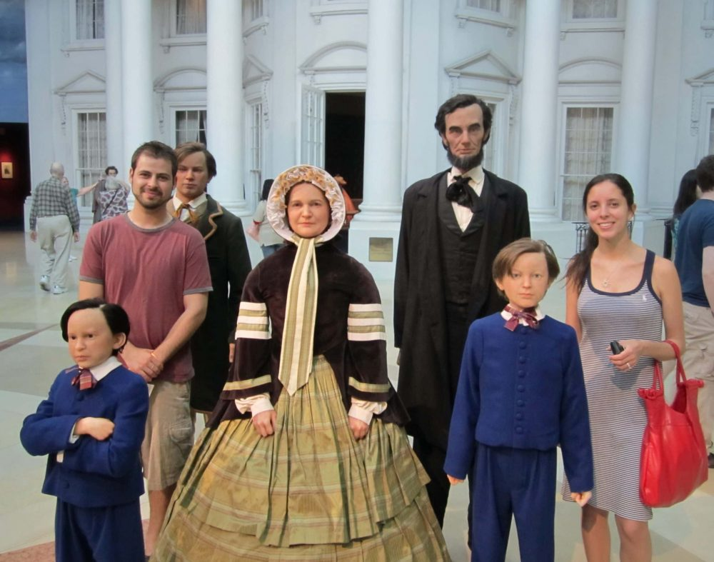 Lincoln Presidential Library