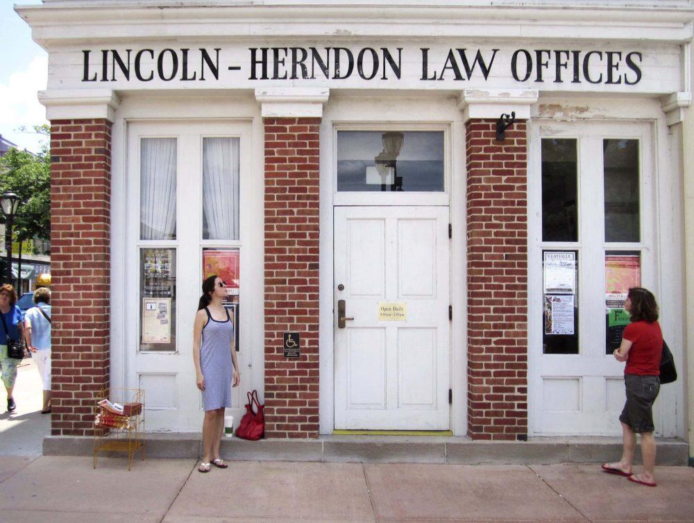 Lincoln Herndon