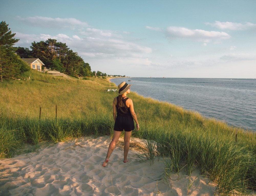 Michigan Camping Summer