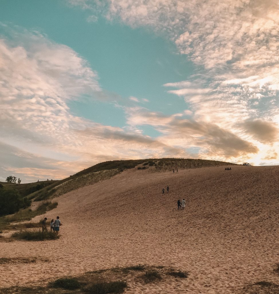 Michigan Sleeping Bear Dunes