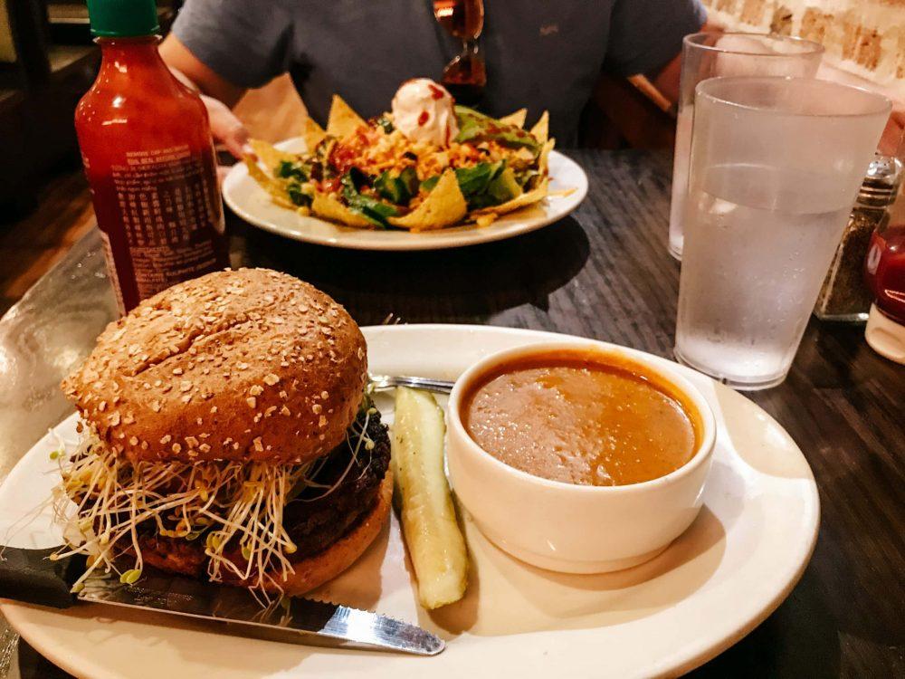 Vegan Restaurants Chicago Diner