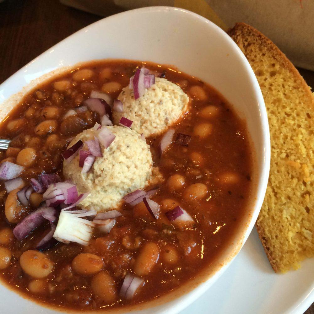 Native Foods Vegan Chili