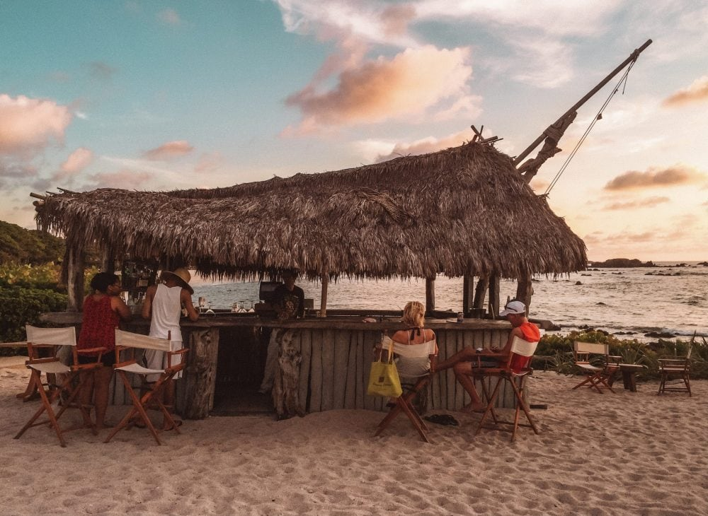 Four Seasons Punta Mita Bar
