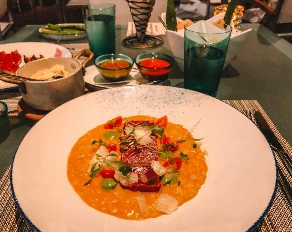 Four Seasons Punta Mita Restaurant