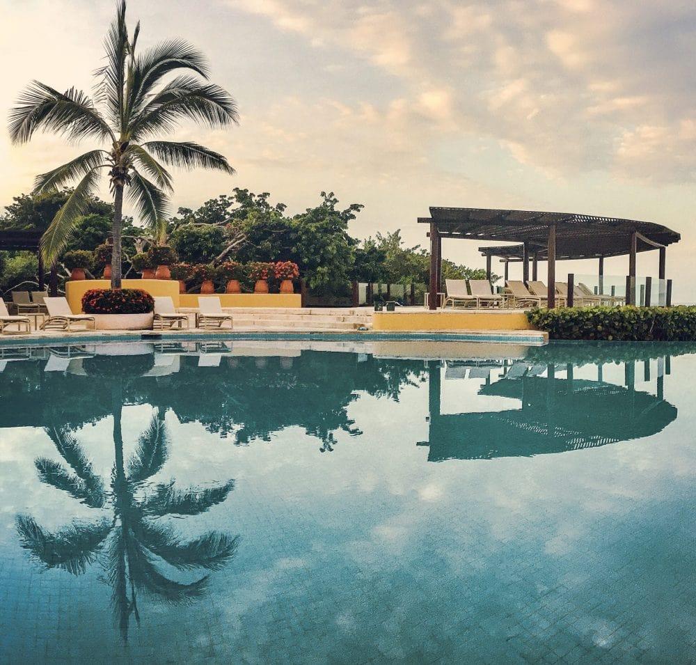 Mexico Infinity Pool