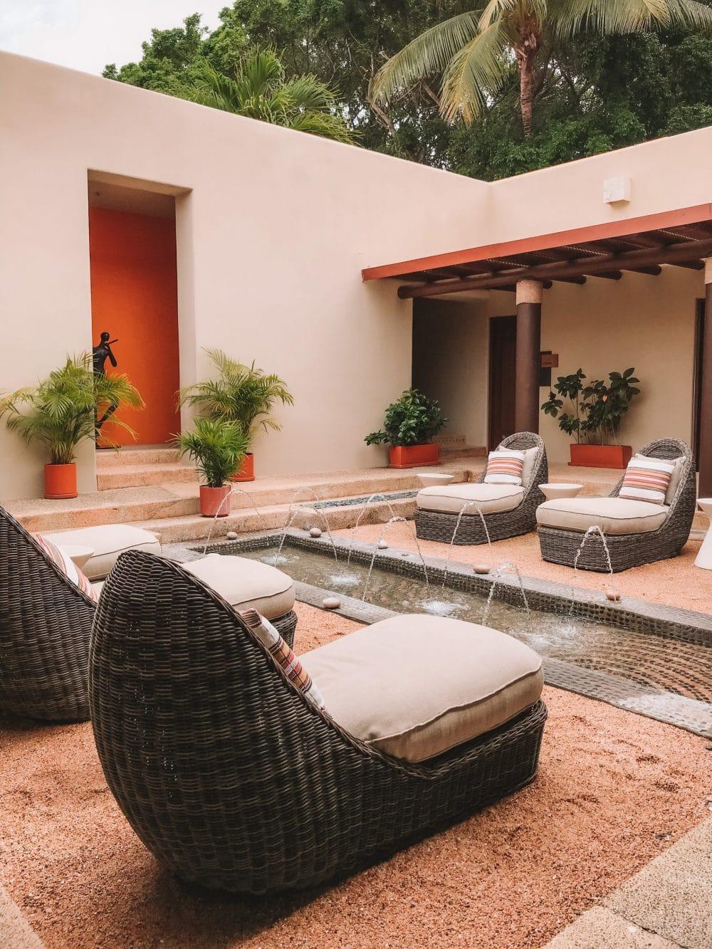 Mexico Meditation Room