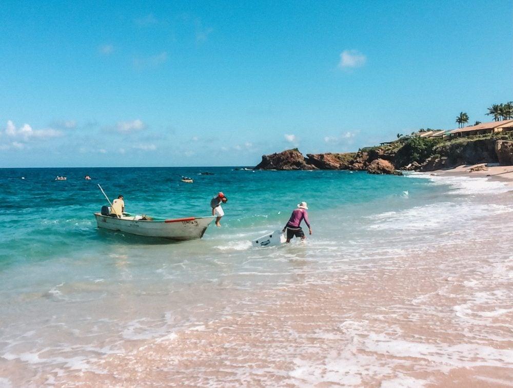 Riviera Nayarit Punta Mita Beach